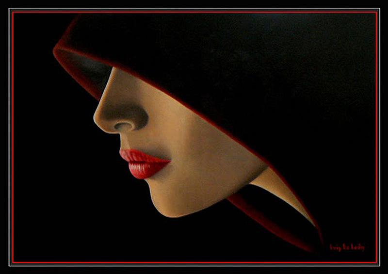 Гадание Черное и красное - фото