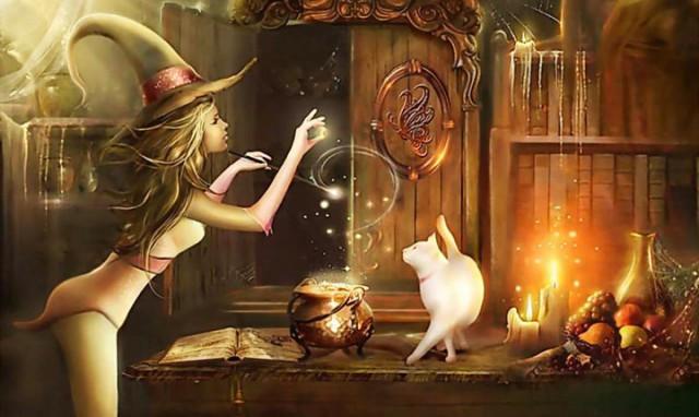 Второй лунный день. Интересно о магии и колдовстве.