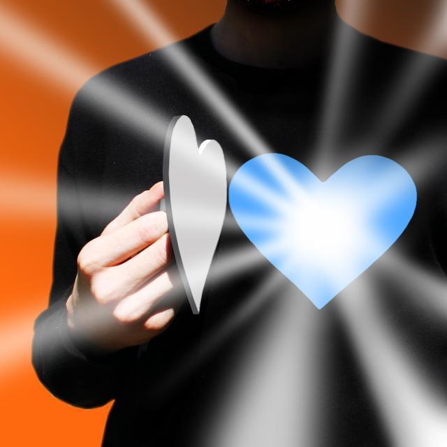 Энергия сердца - фото